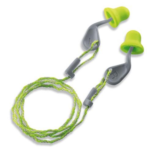Uvex Gehörschutzstöpsel xact-fit mit Kordel und Pin / 50 Paar