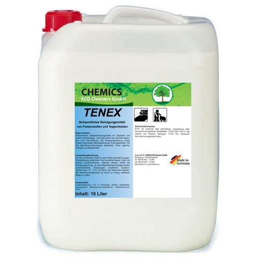 TENEX Sprüh-Extraktionsreiniger