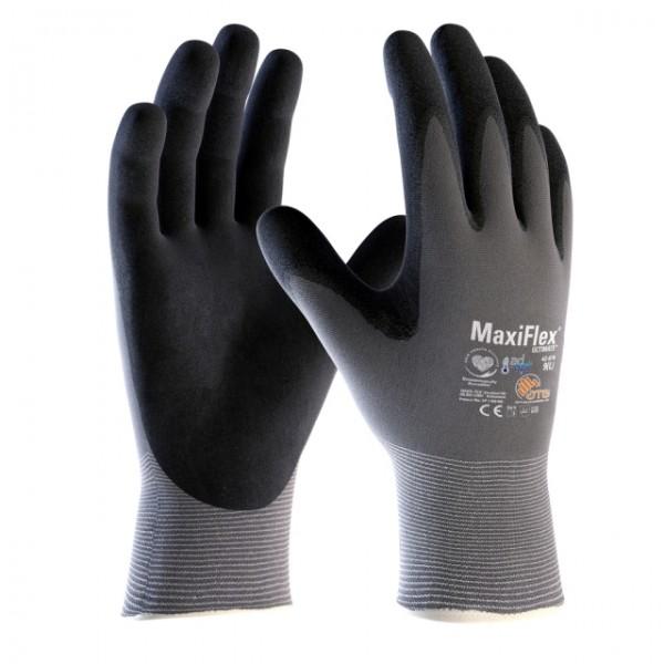 "Nylon-Strickhandschuhe ""MaxiFlex® Ultimate AD-APT®"" SB-Verpackung"