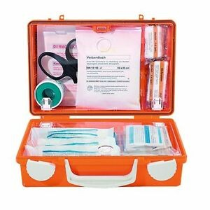 Erste-Hilfe-Koffer - DIN 13157 klein