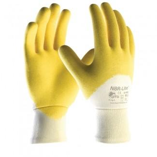 """Nitril-Handschuhe, """"NBR-Lite®"""", Strickbund SB-Verpackung, Kat. 2, 3/4 beschichtet (Auslaufartikel)"""