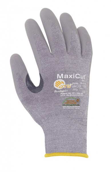Schnittschutz-Strickhandschuhe MAXICut Dry - 34-470 Schnittschutzklasse 5