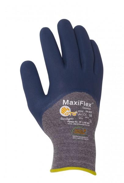 ATG® Nylon-Strickhandschuhe MaxiFlex Comfort - 34-925