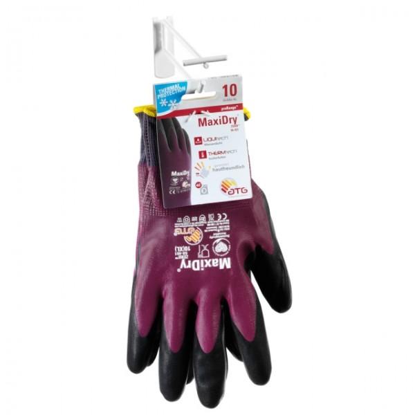 Nylon-Strickhandschuhe MaxiDry® ZERO, vollbeschichtet, SB-Verpackung