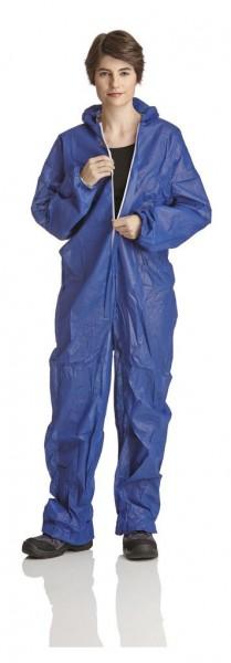 PP-Overall CE Kat. I 40 g/qm marineblau