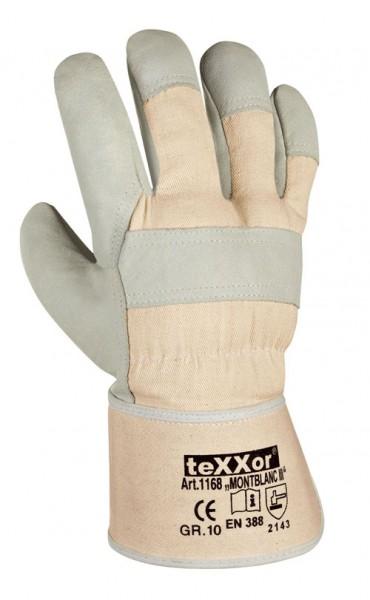 teXXor® Rindvollleder-Handschuhe MONTBLANC III