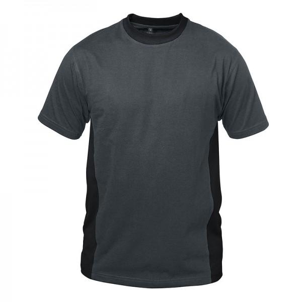 elysee® T-Shirt TENERIFFA grau/schwarz