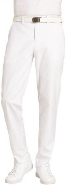 """Herrenhose """"Chino-Style""""12/7240-01, Bund mit Dehnzone, weiß"""