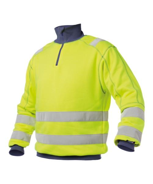 DASSY® Warnschutz Sweatshirt DENVER