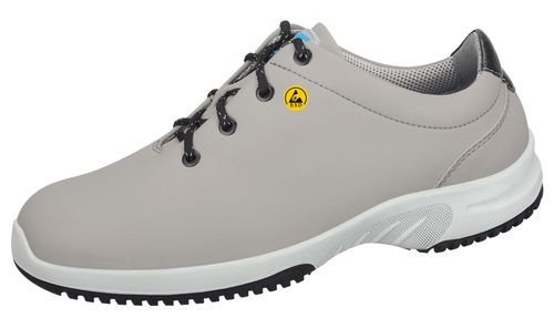Halbschuhe grau/schwarz ESD 36785 (Auslaufmodell)
