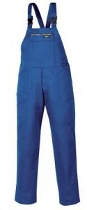 teXXor® Latzhose 240 g/m² kornblau