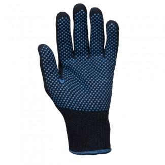 teXXor® Mittelstrickhandschuhe Baumwolle/Polyester mit Noppen