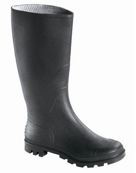 teXXor® PVC-Berufsstiefel - schwarz