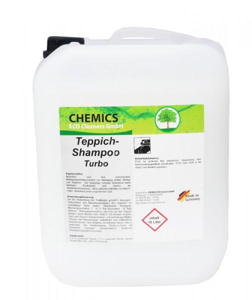 Teppich - Shampoo Konzentrat für Textilbeläge 10 Liter Kanister