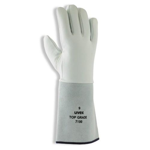 Uvex Nappaleder-Schutzhandschuhe - Top Grade 7100