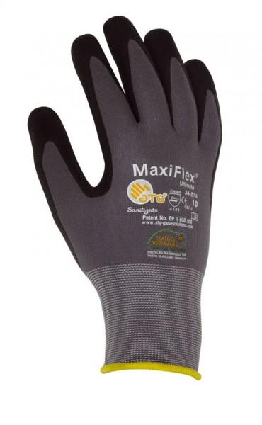 ATG® Nylon-Strickhandschuhe MaxiFlex® Ultimate 34-874