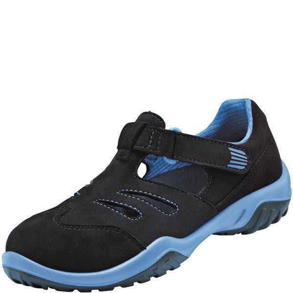 atlas® Damen-Sandale GX 350 black S1 ESD