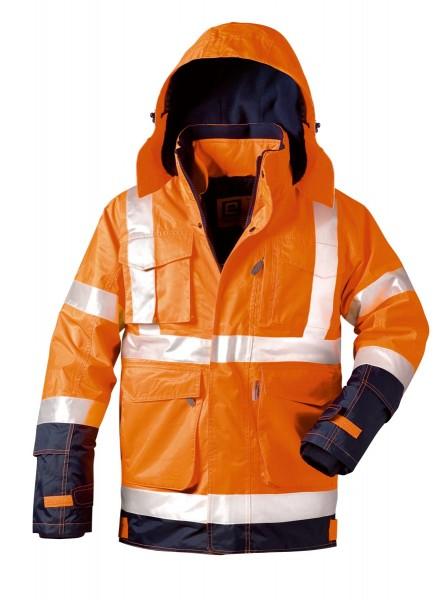 elysee® Warnschutz Jacke 2 in1