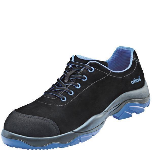 atlas® Sicherheitshalbschuhe SL60 blue S2 ESD