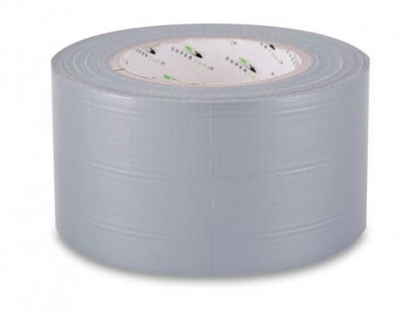 Gewebeklebeband Duct Tape ST 101 72 mm x 50 m silber, VPE 24 Stück