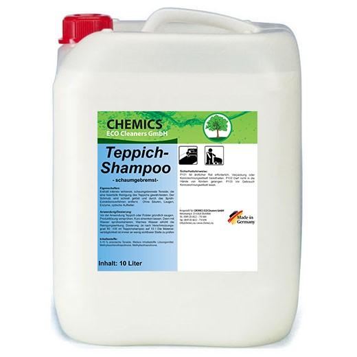 Teppich - Shampoo für Textilbeläge - schaumgebremst