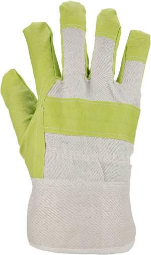 Kunstleder-Handschuhe KLH, Kat.1 Norm PSA