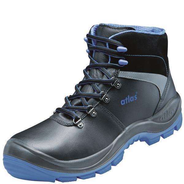 atlas® Sicherheitsschnürstiefel SL525 XP blue S3
