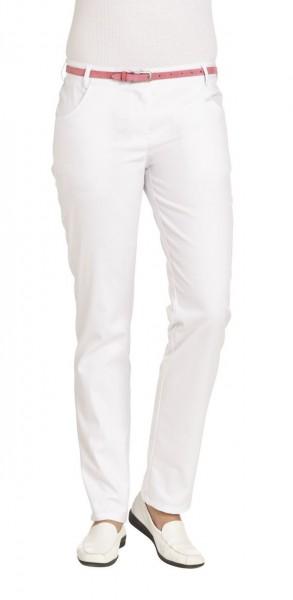 Damenhose weiß 08/7230-01