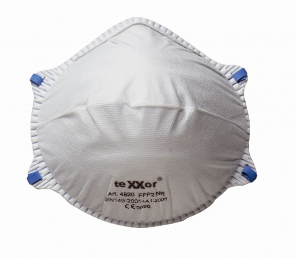 Feinstaubmasken FFP2 ohne Ventil