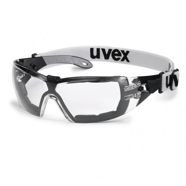 Uvex Schutzbrille pheos guard