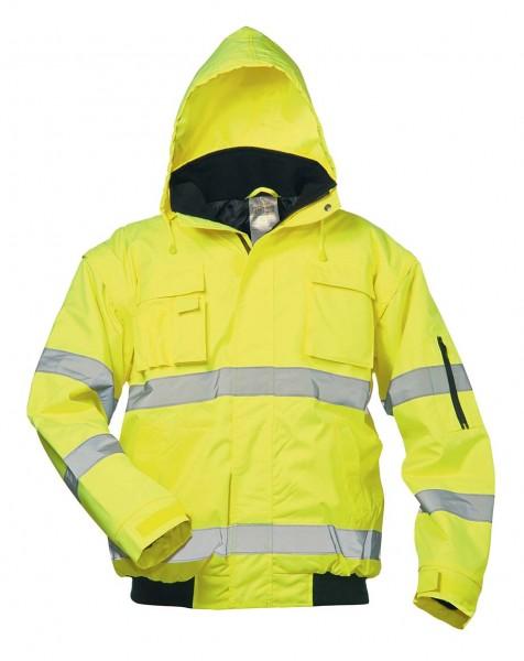 Warnschutz Pilotjacke ROLAND gelb