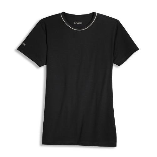 Uvex T-Shirt 8915/schwarz