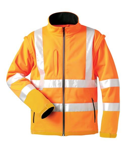 elysee® Warnschutz Softshell-Jacke TYLER