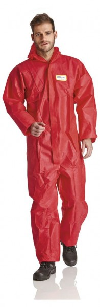 ProSafe®LIGHT-Overall rot - Kategorie III Typ 5, 6
