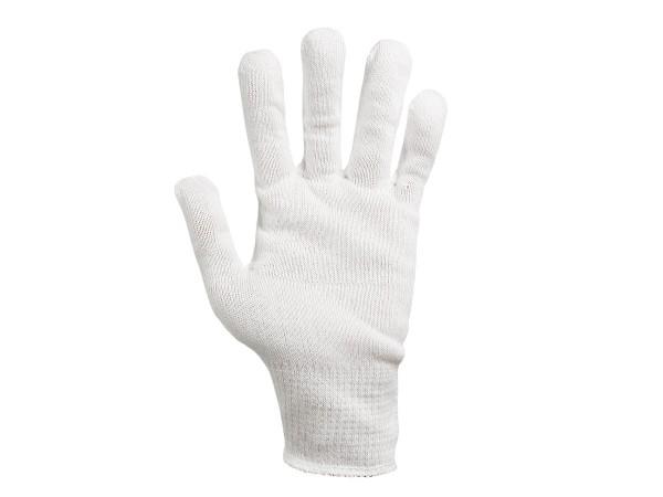 Fünffingerstrickhandschuhe