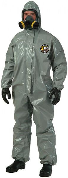 Zytron 200 - Chemikalienschutzanzug - Kategorie III Typ 3, 4, 5, 6
