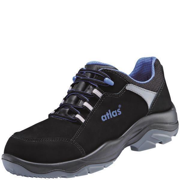 atlas® Sicherheitshalbschuhe Ergo-med 600 blueline S2