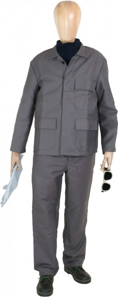 Jacke Schweißerschutz-Bekleidung