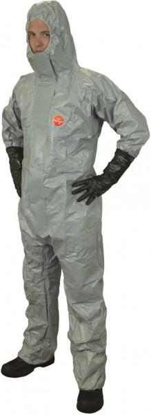 Tychem®-F-Chemikalienschutzoverall - Kategorie III Typ 3, 4, 5, 6