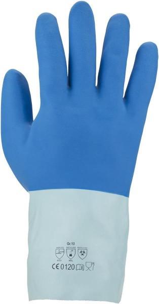 Chemikalienschutz-Handschuhe-Nitril