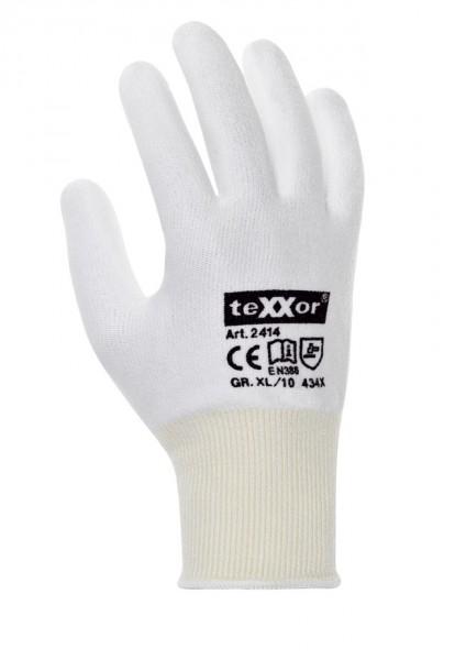 Schnittschutz-Strickhandschuhe, ohne Beschichtung - Schnittschutzklasse 3 - 240 VPE