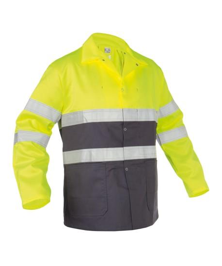 Proteq® Warnschutz Jacke LINS