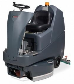 Aufsitz-Scheuersaugmaschine TRG720/200T mit 2 x Nylonbürste